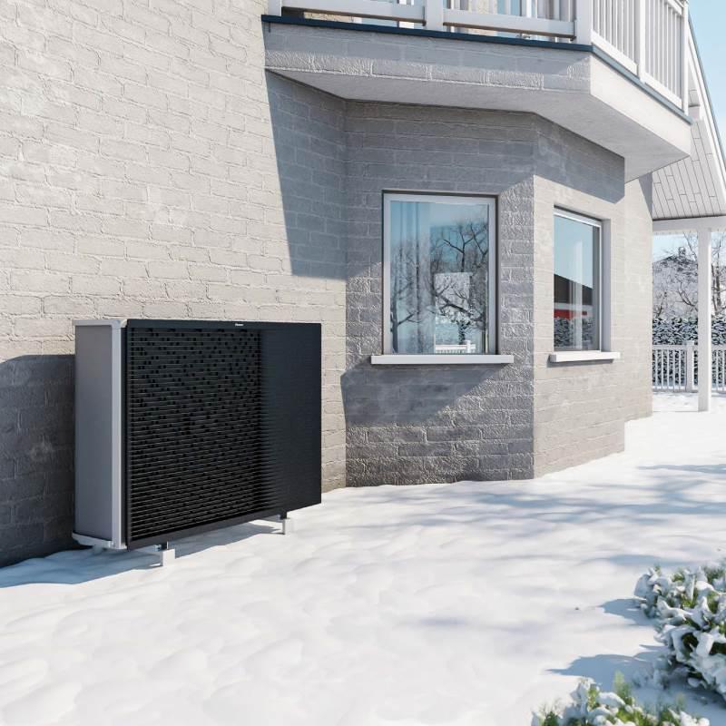 DAIKIN Altherma 3 H HT Hochtemperatur-Luft-Wasser-Wärmepumpe